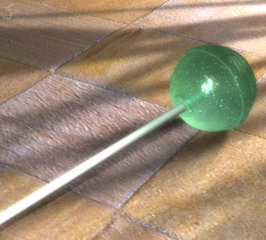 3D Fight Club - Lollipop