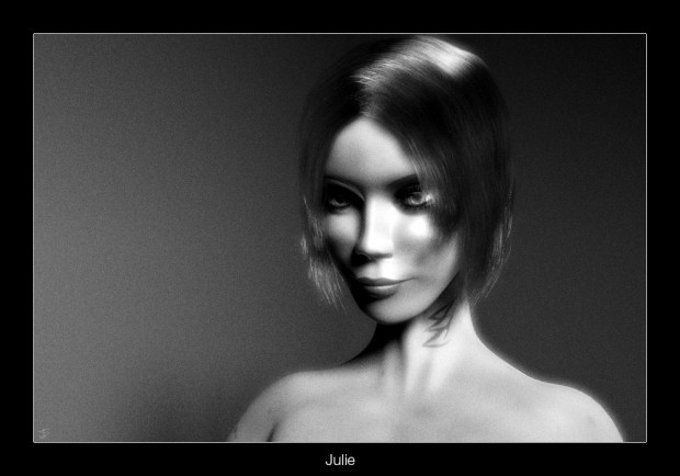 Julie - Head Shot