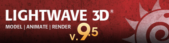 LightWave 3D 9.5 is here