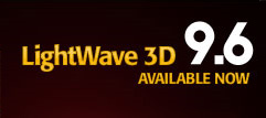 LightWave 3D 9.6
