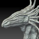 How to sculpt your dragon