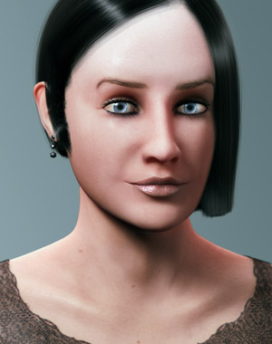 Elly, CG Character